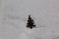 画像1: 【イギリス】 バッジ クリスマスツリー