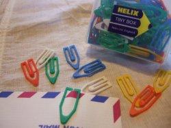 画像1: 【イギリス】Helix Tiny box クリップ M