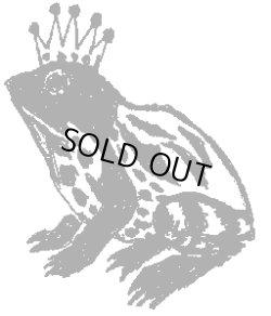 画像1: 【イギリス】カエルの王様 English Stamp Company